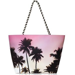 Palm Trees Summer Beauty Tote